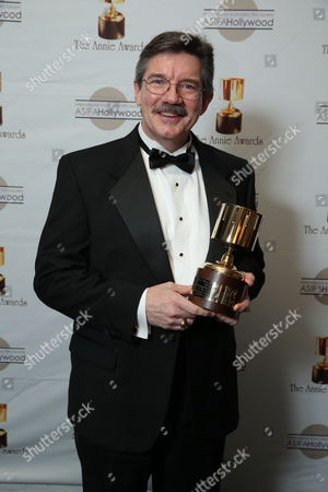 Stock Picture of Mark Henn at the 40th Annual Annie Awards held at UCLA Royce Hall on February 2, 2013 in Los Angeles, California.
