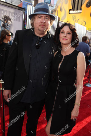 Producer Don Murphy and Executive Producer Jack Rapke is seen at The U.S. Premiere of DreamWorks Pictures' Action Drama 'Real Steel' at the Gibson Amphitheatre at Universal CityWalk, on Sunday, October 2, 2011 in Universal City, California.