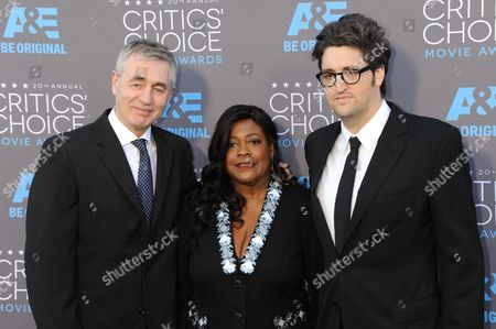 Editorial image of 20th Annual Critics' Choice Movie Awards, Arrivals, Los Angeles, America - 15 Jan 2015