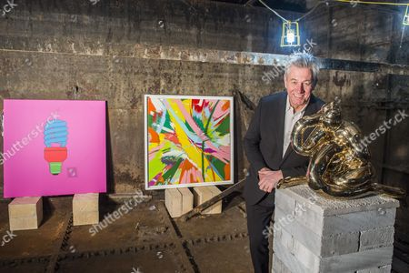 Richard Noble, Head of the Department of Art at Goldsmiths