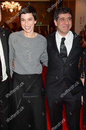 Guest and Hossein Amini