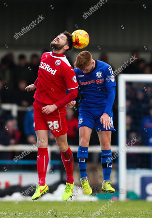 Editorial photo of Rochdale v Crawley Town 17.01., Britain - 17 Jan 2015