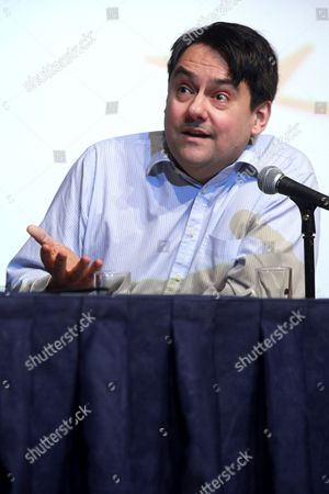 Stock Image of Stephen Twigg M.P. Shadow Secretary for Political and Constitutional Reform