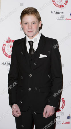Editorial image of 35th London Critics' Circle Film Awards, Britain - 18 Jan 2015
