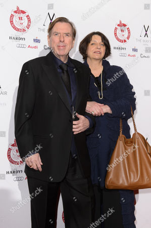 Timothy Spall and Shane Spall