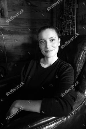 Stock Image of Adriana Gradziel