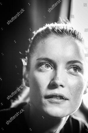 Stock Photo of Adriana Gradziel