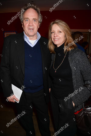 Henry Porter and Sabrina Guinness