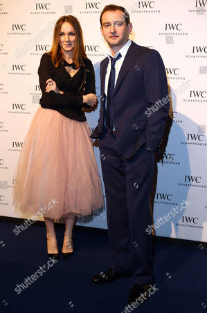 Editorial picture of IWC 'Journey To The Stars' Gala Dinner at the 25th Salon International de la Haute Horlogerie, Geneva, Switzerland - 20 Jan 2015