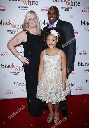 Jillian Estell with family