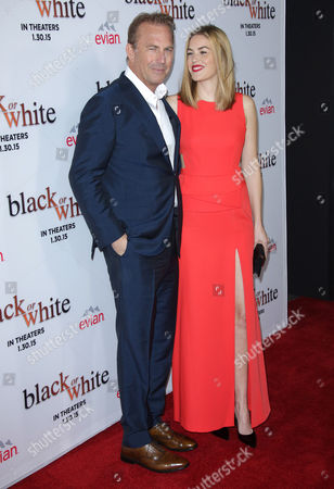 Kevin Costner with daughter Lily Costner