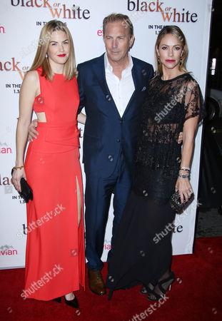 Editorial photo of 'Black or White' film premiere, Los Angeles, America - 20 Jan 2015