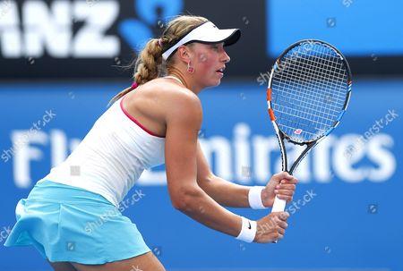 Editorial image of Australian Open Tennis 2015 Day Three Melbourne Park, Melbourne, Australia - 21 Jan 2015