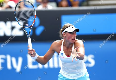 Editorial photo of Australian Open Tennis 2015 Day Three Melbourne Park, Melbourne, Australia - 21 Jan 2015
