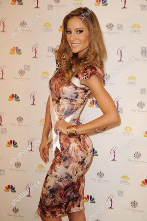 Stock Picture of Alejandra Argudo