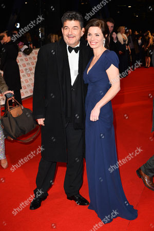 Stock Picture of John Altman and Anna Acton