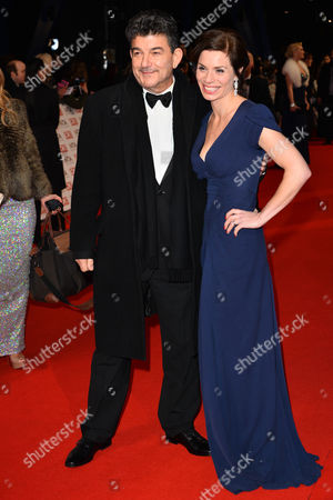 Stock Image of John Altman and Anna Acton