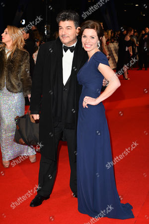 Editorial image of National Television Awards, The O2, London, Britain - 21 Jan 2015