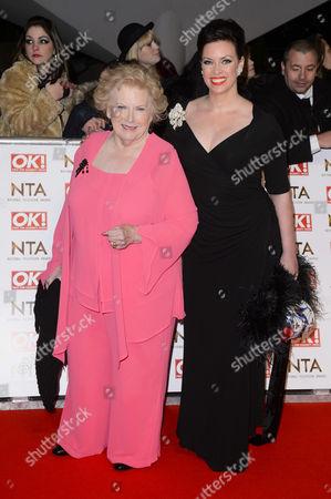 Editorial photo of National Television Awards, The O2, London, Britain - 21 Jan 2015