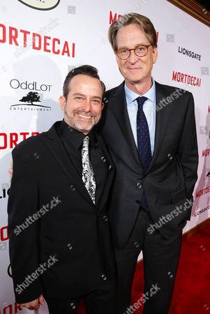 Geoff Zanelli and David Koepp