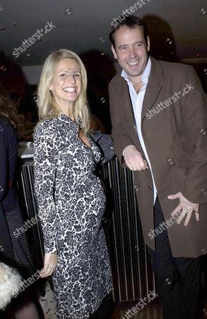Editorial image of MATTHEW MELLON SHOE COLLECTION LAUNCH PARTY, HARVEY NICHOLS, LONDON, BRITAIN - 01 DEC 2003