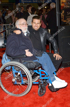 RON KOVIC AND TOM CRUISE