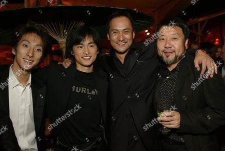 Nakamura, Shin Koyamada, Ken Watanabe & Masato Harada