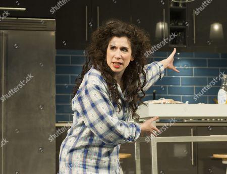 Jenna Augen as Daphna
