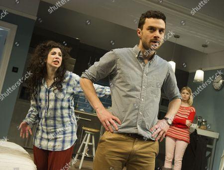 Jenna Augen as Daphna, Ilan Goodman as Liam, Gina Bramhill as Melody
