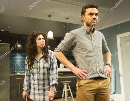 Jenna Augen as Daphna, Ilan Goodman as Liam,