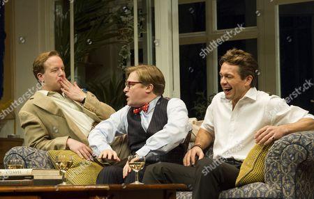 Geoffrey Streatfeild as Daniel, Jonathan Broadbent as Guy, Julian Ovenden as John,