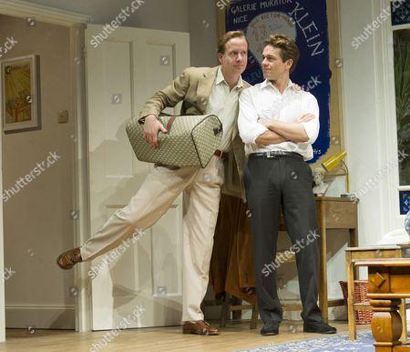 Geoffrey Streatfeild as Daniel, Lewis Reeves as Eric, Jonathan Broadbent as Guy,