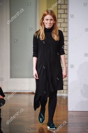 Editorial photo of Malaikaraiss Show, Mercedes-Benz Fashion Week, Berlin, Germany - 20 Jan 2015
