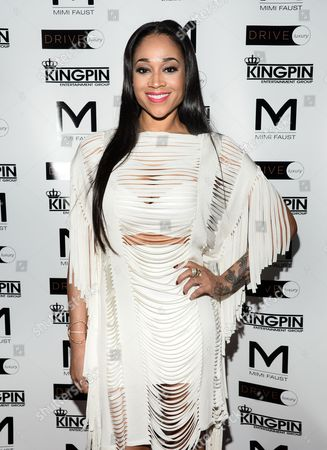 Stock Image of Mimi Faust