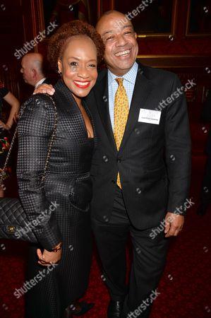 Janet Boateng and Paul Boateng