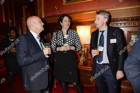 Stock Picture of John Hudson, Charlotte Talens and Nick Cusack
