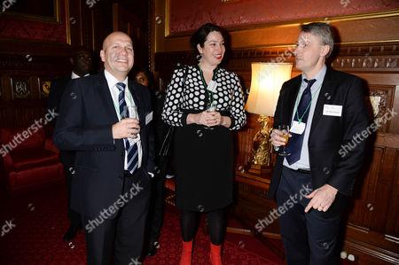 John Hudson, Charlotte Talens and Nick Cusack