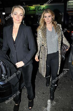 Terri Dwyer and Kim Tiddy