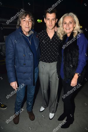 Editorial photo of Mark Ronson 'Uptown Funk' album launch party, London, Britain - 23 Jan 2015