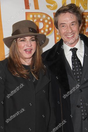 Stockard Channing, Martin Short