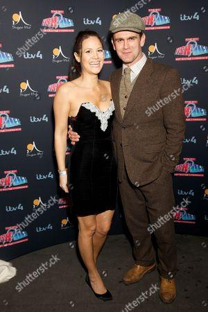 Estelle Rubio and Scott Maslen