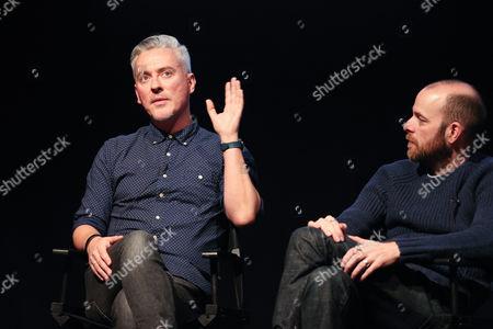 Rich Hardcastle and Ellis Parrinder