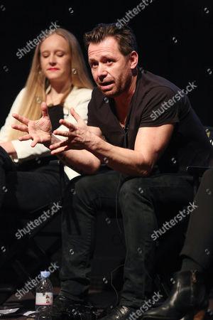 Emma Blau and Ian Derry