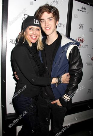 Stock Image of Stacia Robitaille and Jessarae
