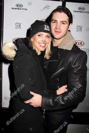 Stacia Robitaille and Steven R. McQueen