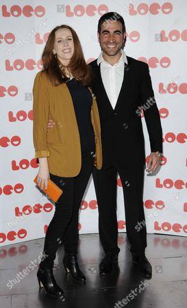 Catherine Tate and Brett Goldstein
