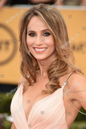 Editorial photo of 21st Screen Actors Guild Awards, Arrivals, Los Angeles, America - 25 Jan 2015