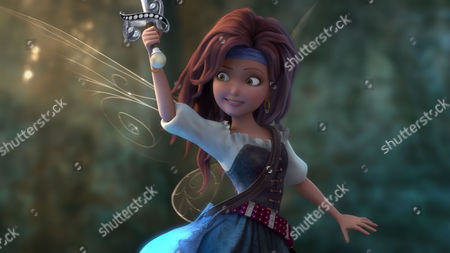 Stock Image of The Pirate Fairy, Peggy Holmes