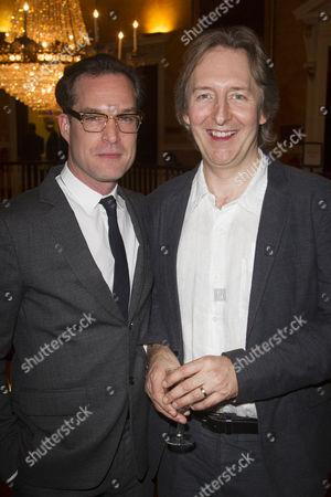 John Light (Dr Conrad) and Jonathan Church