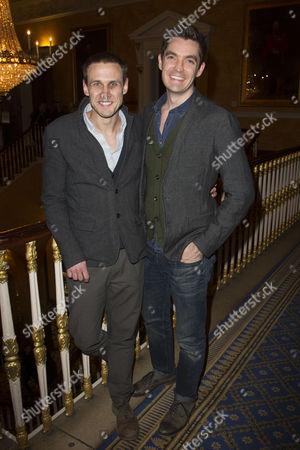 Martin Hutson (Hans Litten) and Jonathan Munby